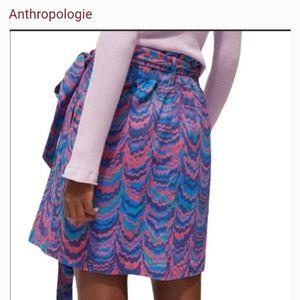 Brand new Anthropologie wrap skirt Small Medium